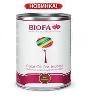 Biofa 8521-05 Color-Oil For Indoors. Циннамон. Цветное масло для интерьера