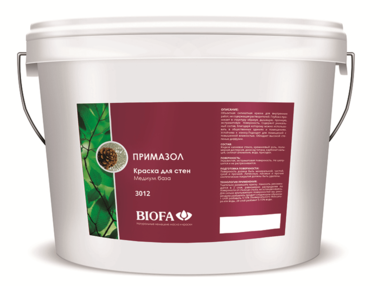 Biofa (Биофа) 3012 Примазол Краска для стен. Медиум база.