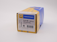 Саморез для пола и паркета Rusconnect 3,2х45, (500 шт)
