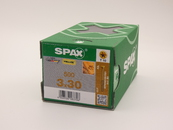 Саморезы для пола, паркета, шпунтованной доски, Spax 3х30, (500 шт)