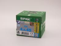 Саморезы для фасада Spax 4,5х45 с линзовой головкой, (200 шт)