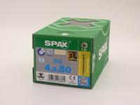 Саморезы для фасада Spax 4,5х50, двойная резьба, линзовая головка, (200 шт)