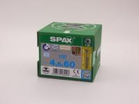 Саморезы для фасада Spax 4,5х60 с линзовой головкой, (100 шт)