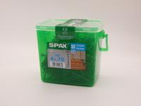 Саморезы для фасада Spax 4,5х70, двойная резьба, линзовая головка (250 шт)