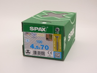 Саморезы для фасада Spax 4,5х70 с линзовой головкой, (100 шт)