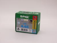 Саморезы для фасада Spax 4х45 с линзовой головкой, (100 шт)
