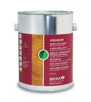 5107 AQUALUX Краска для внешних работ, база под колеровку бесцветная, глянцевая