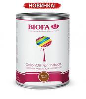 Biofa 8521-04 Color-Oil For Indoors. Медь. Цветное масло для интерьера