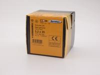 Саморез для пола и паркета EuroTec 3,2х20, (500 шт)