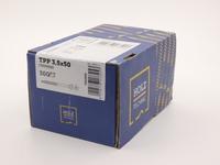 Саморез Rothoblaas для террасной доски с конической потайной головкой TPP 3,5х50 (500 шт.)