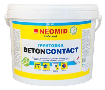 ГРУНТ BETONCONTACT NEOMID