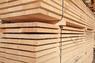 Доска обрезная лиственница, 32x150 мм.
