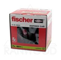 Дюбель Fischer Duopower 12x60 (25 шт)