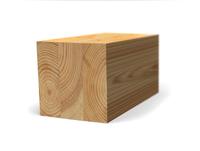 Клееный брус лиственница 150x150