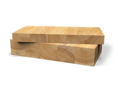 Мебельный щит из лиственницы, 20 мм.