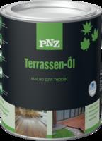 Цветное масло для террас PNZ