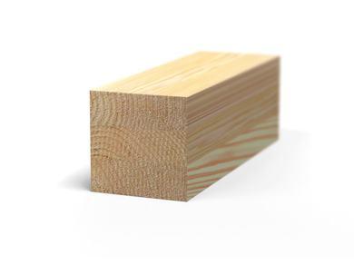 Клеенный брус сосна, ель 50x200